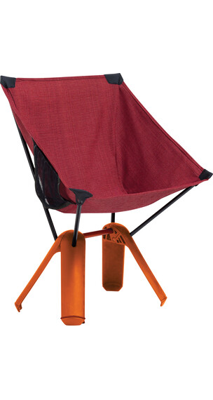 Therm-a-Rest Quadra - Siège camping - orange/rouge